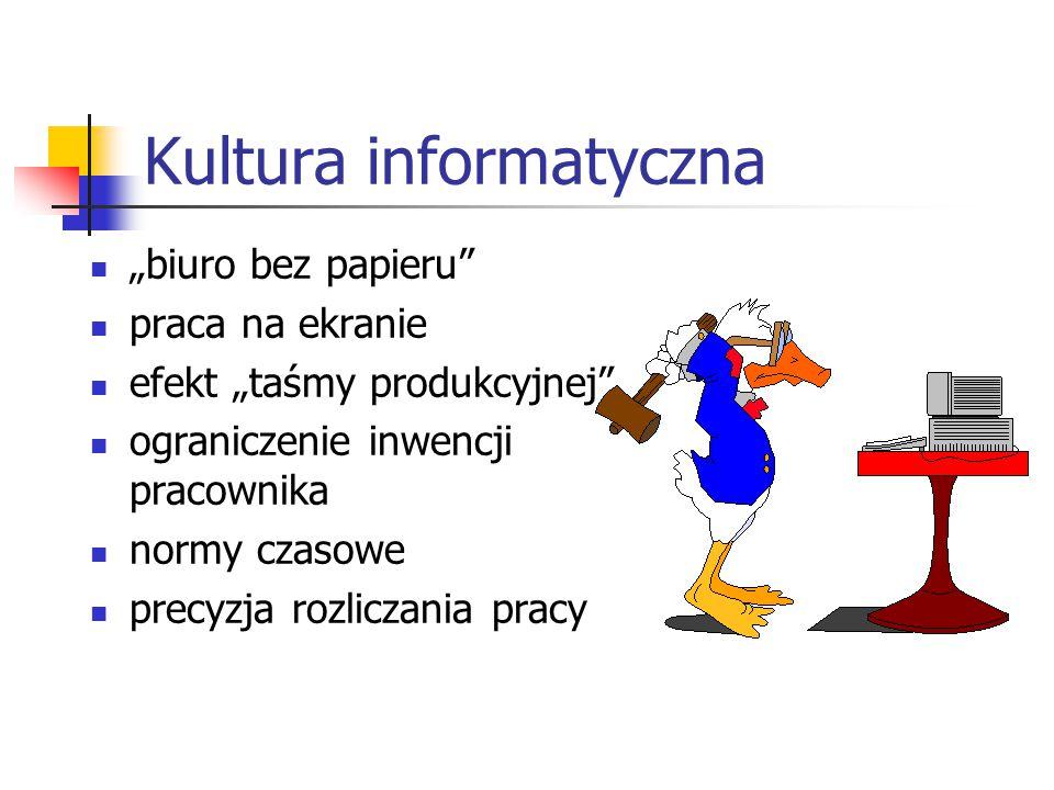 Kultura informatyczna