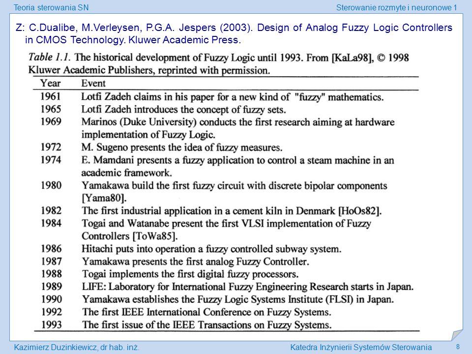 Z: C. Dualibe, M. Verleysen, P. G. A. Jespers (2003)