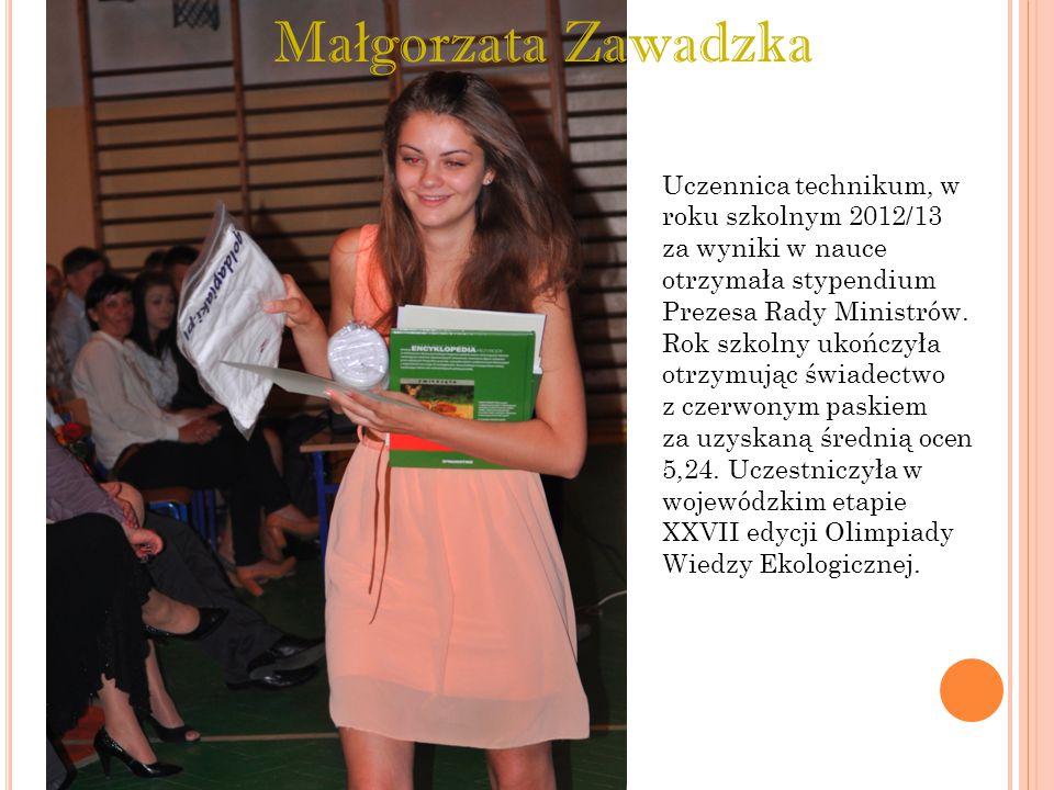 Małgorzata Zawadzka