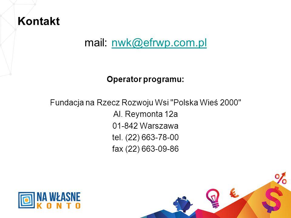 Fundacja na Rzecz Rozwoju Wsi Polska Wieś 2000