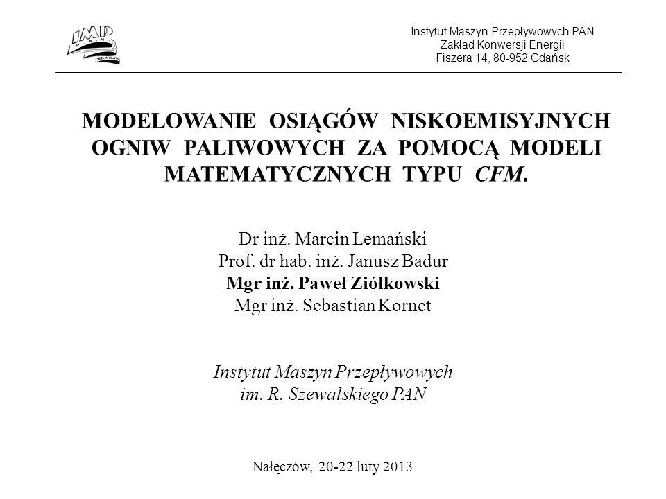 Mgr inż. Paweł Ziółkowski