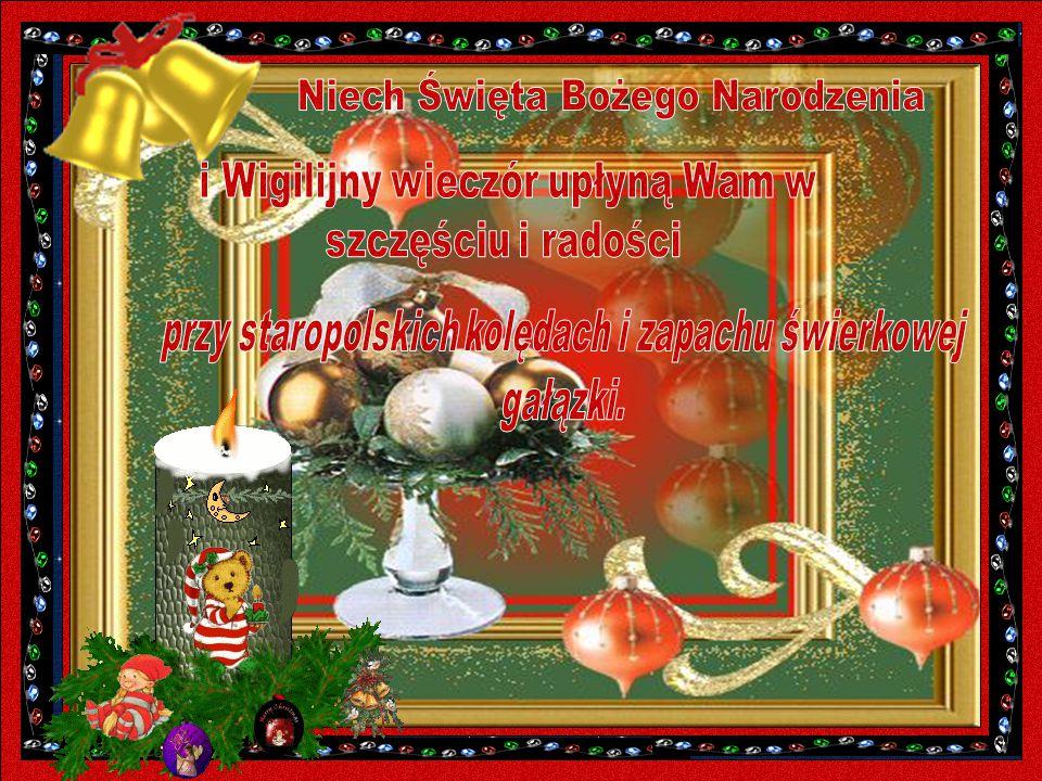 Niech Święta Bożego Narodzenia