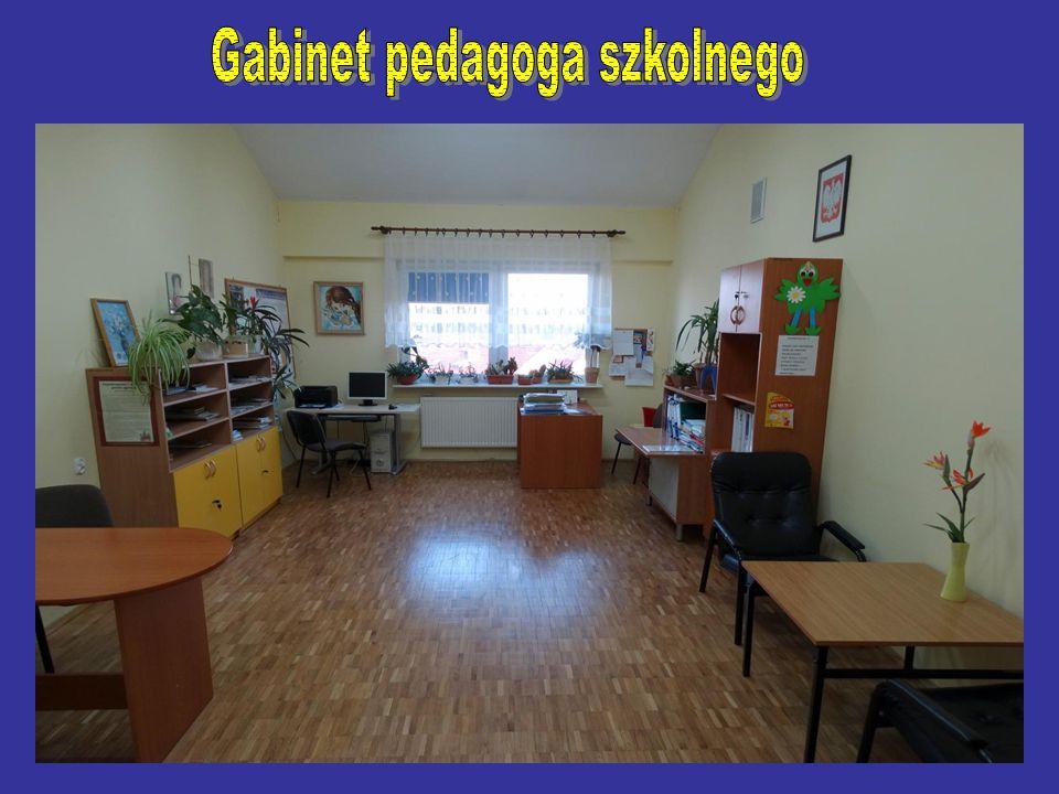 Gabinet pedagoga szkolnego
