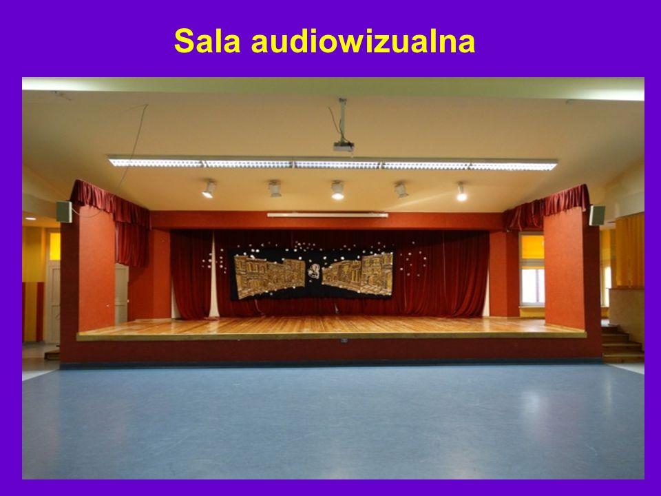 Sala audiowizualna