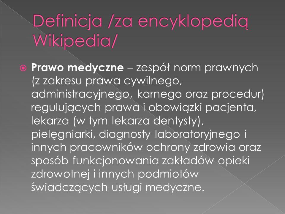 Definicja /za encyklopedią Wikipedia/