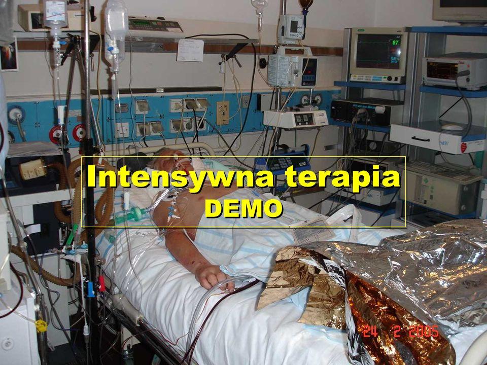 Intensywna terapia DEMO