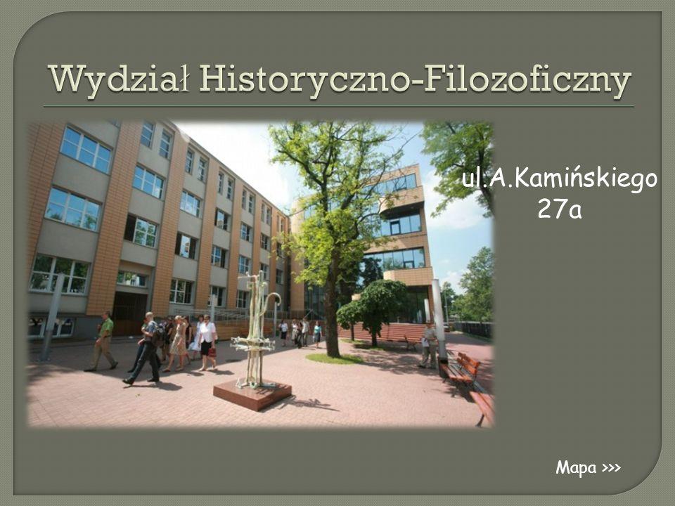 Wydział Historyczno-Filozoficzny