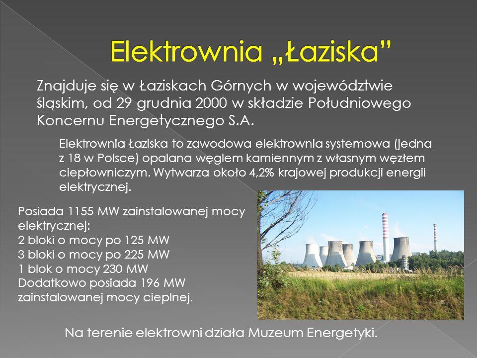 "Elektrownia ""Łaziska"