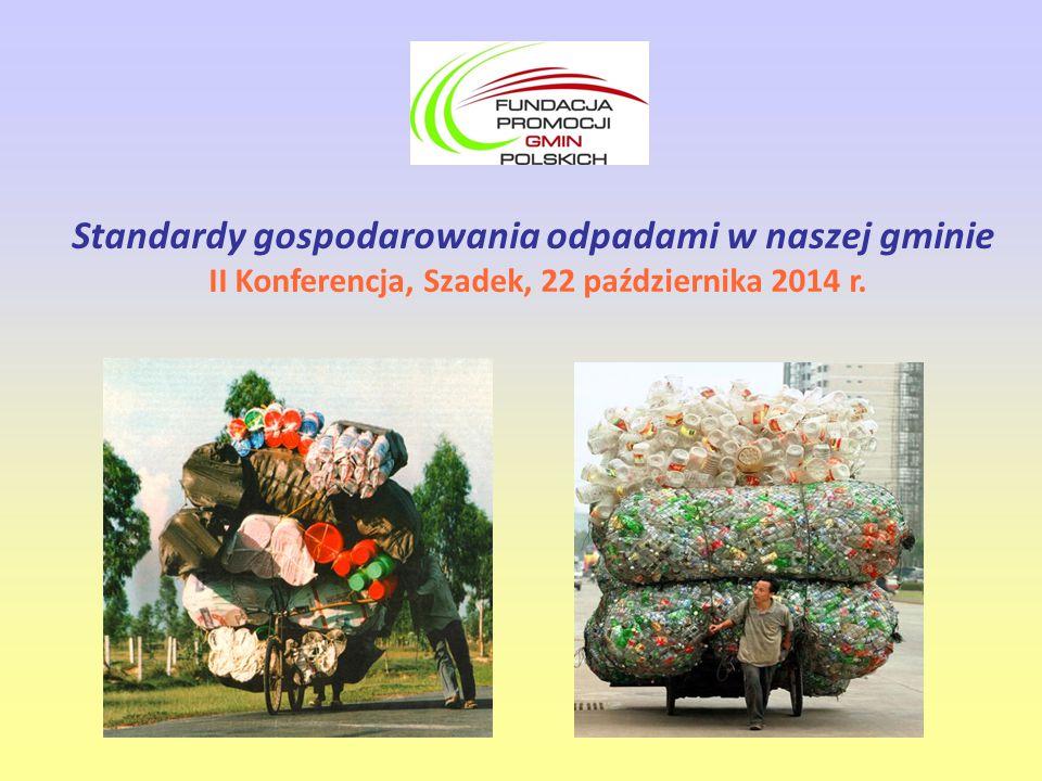 II Konferencja, Szadek, 22 października 2014 r.