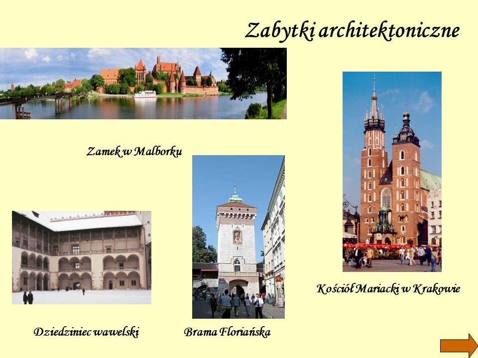 Zabytki architektoniczne Kościół Mariacki w Krakowie
