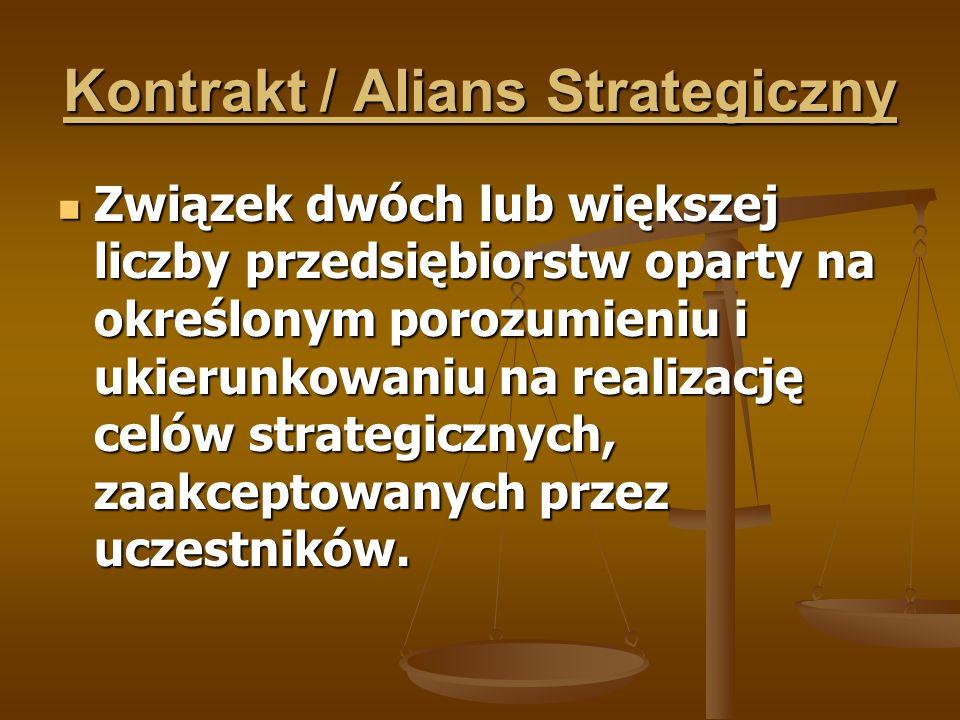 Kontrakt / Alians Strategiczny