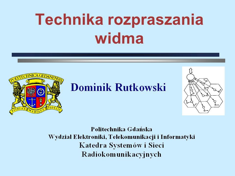 Rutkowski D.: Seria artykułów w Przeglądzie Telekomunikacyjnym
