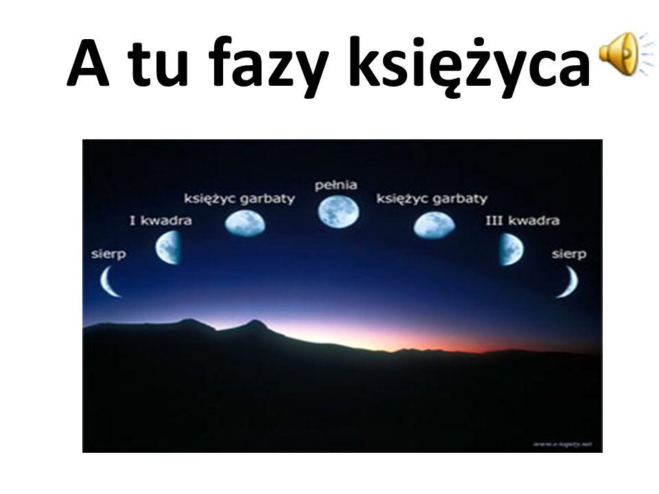 A tu fazy księżyca