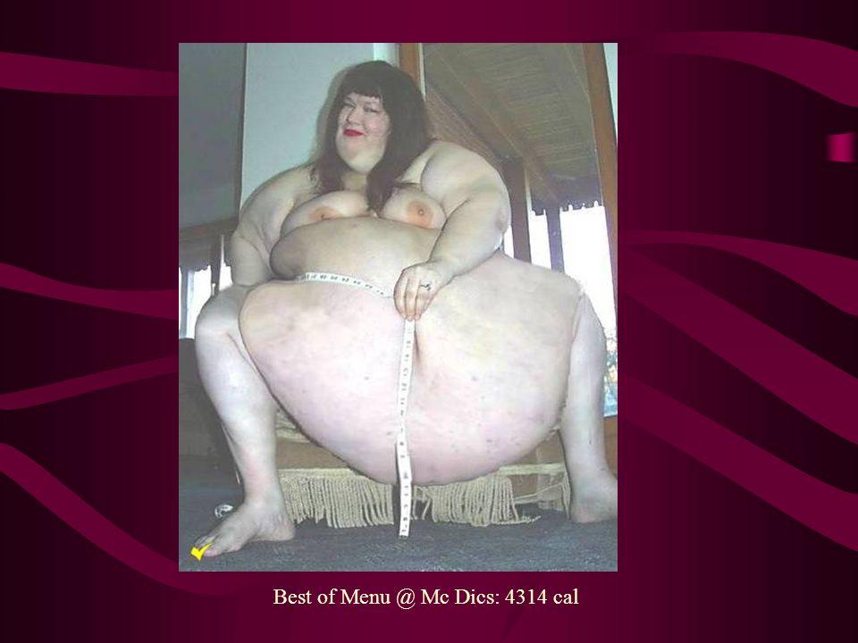 Best of Menu @ Mc Dics: 4314 cal