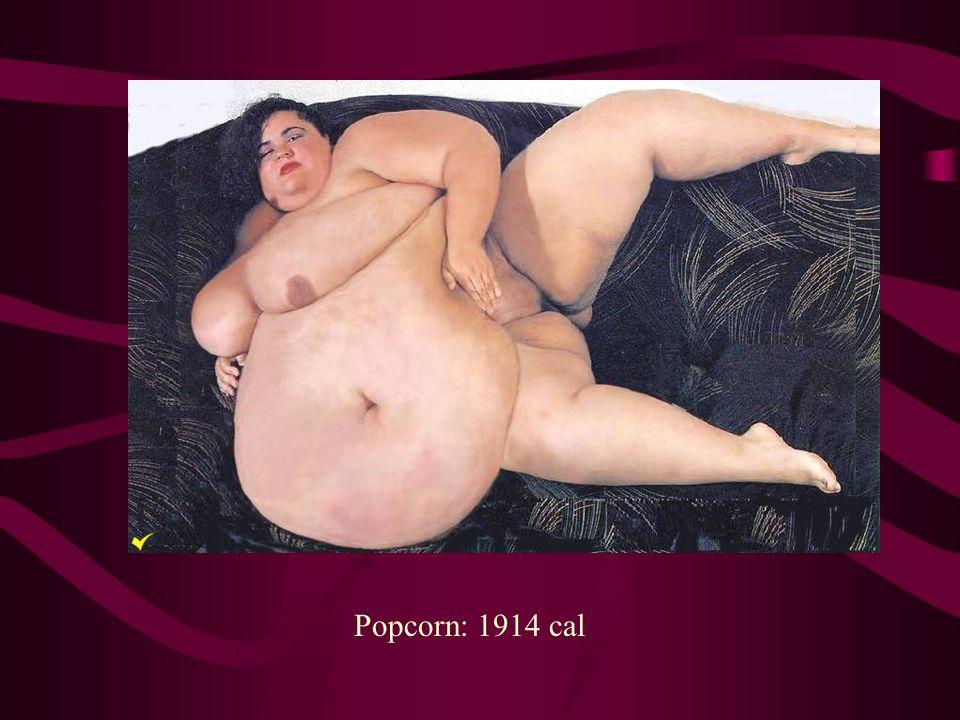 Popcorn: 1914 cal