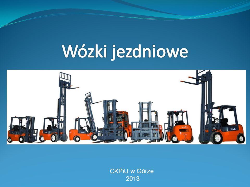 Wózki jezdniowe CKPiU w Górze 2013