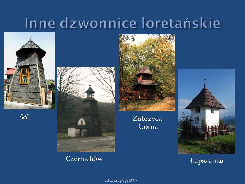 Inne dzwonnice loretańskie
