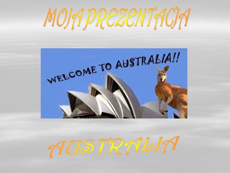 MOJA PREZENTACJA AUSTRALIA