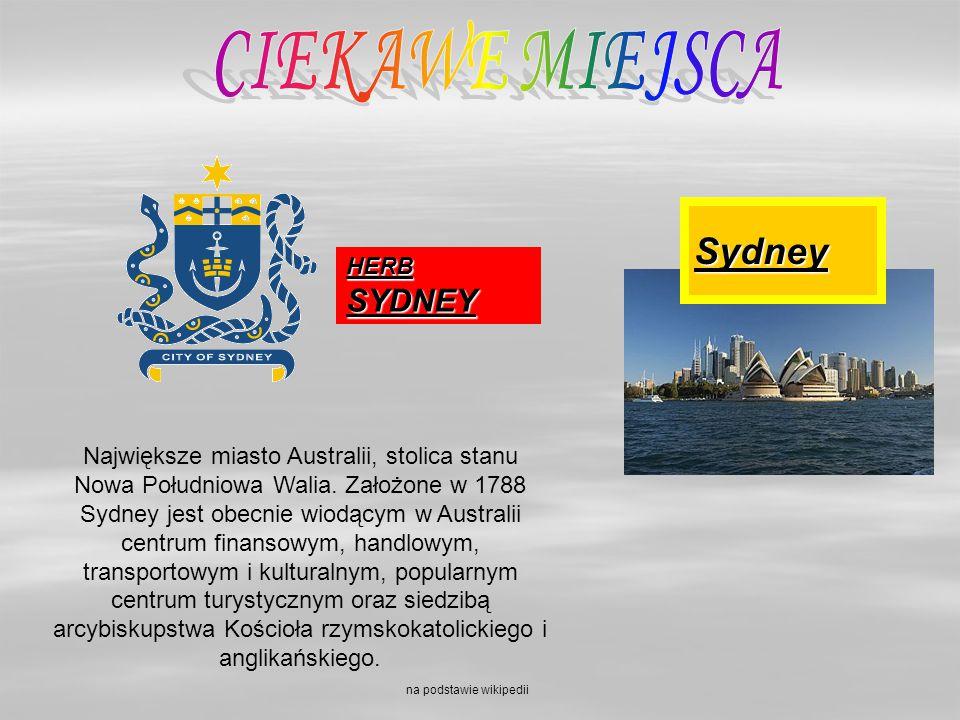 CIEKAWE MIEJSCA Sydney HERB SYDNEY