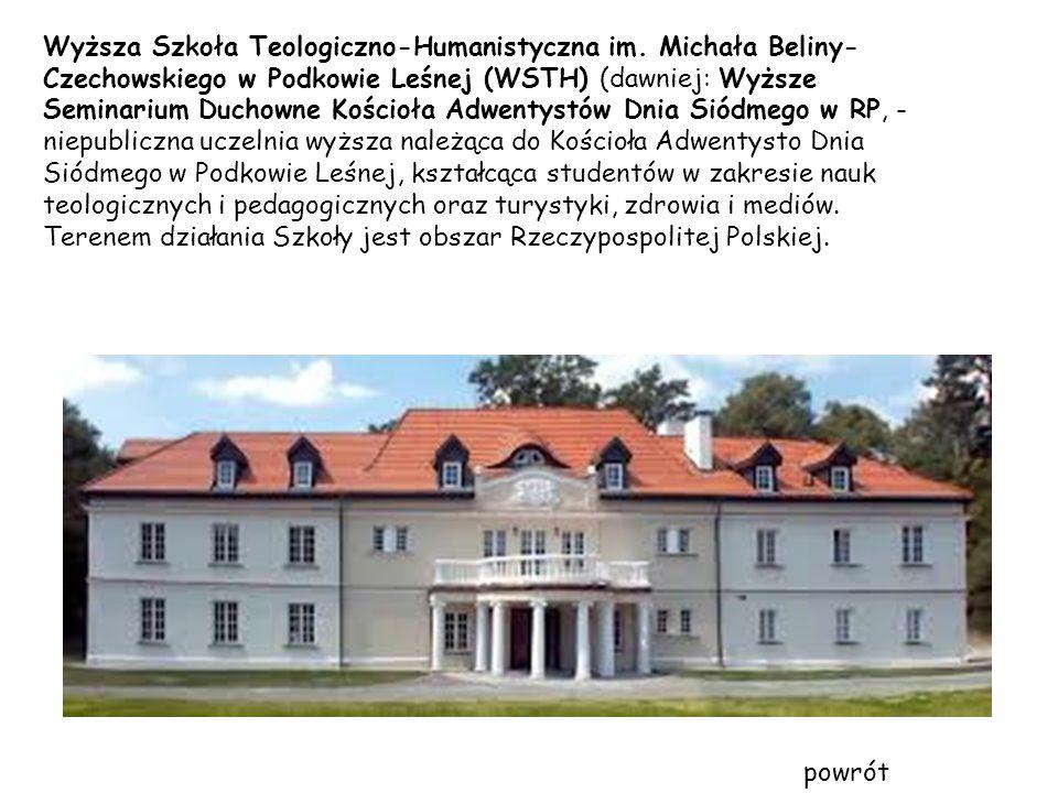 Wyższa Szkoła Teologiczno-Humanistyczna im