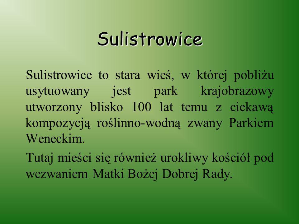 Sulistrowice