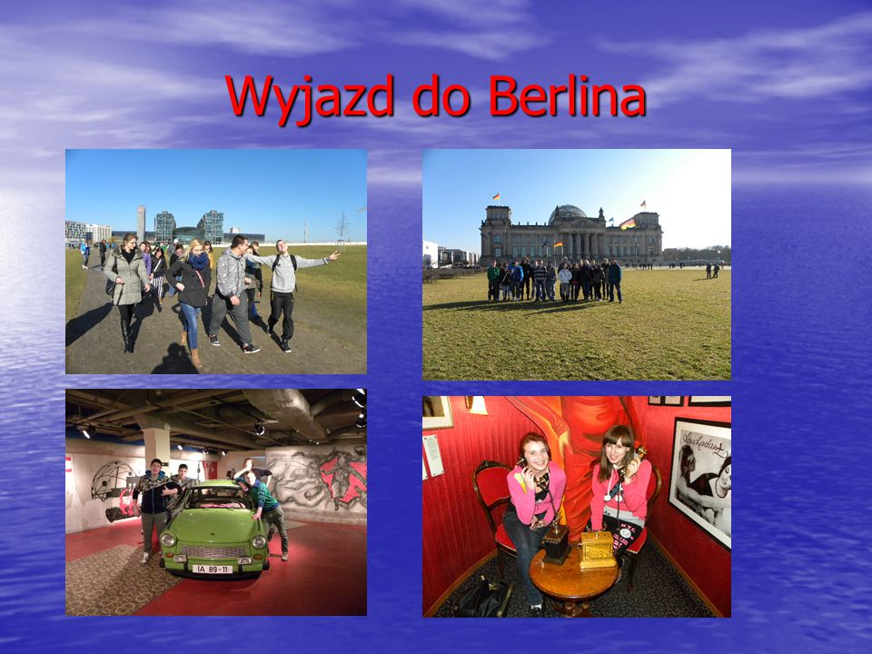 Wyjazd do Berlina