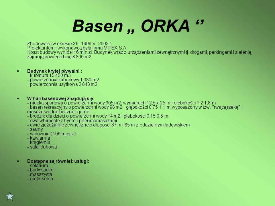 """Basen """" ORKA ''"""