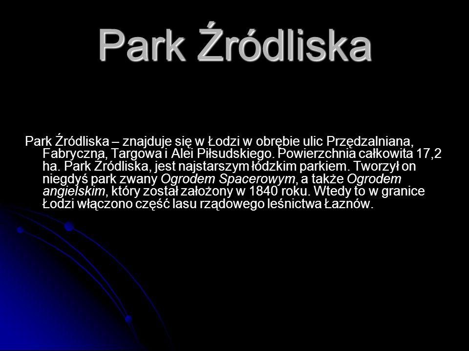 Park Źródliska
