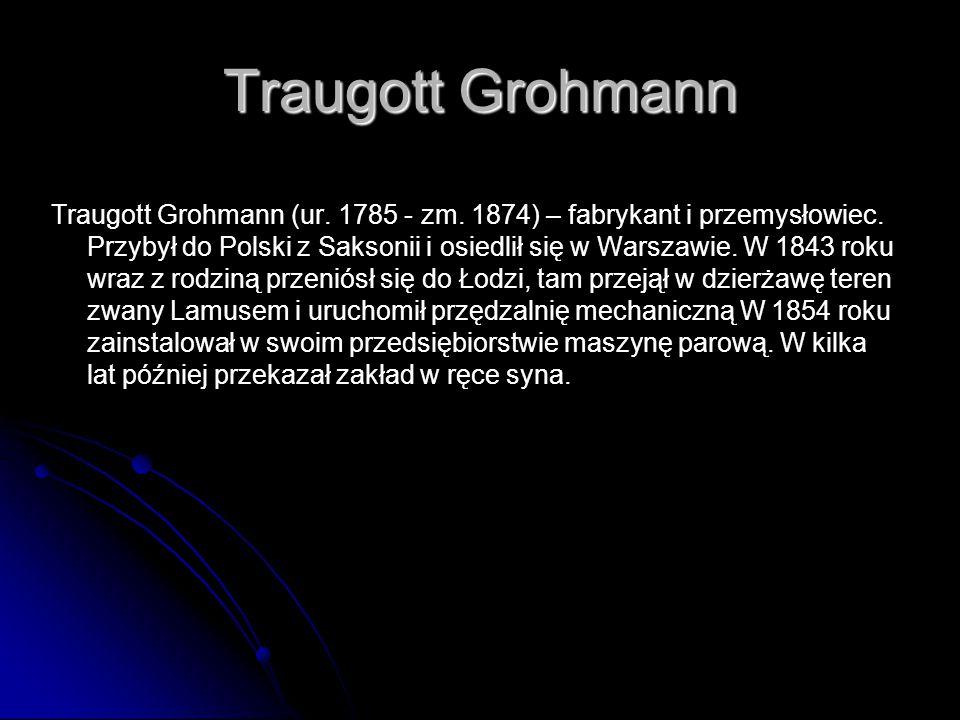 Traugott Grohmann