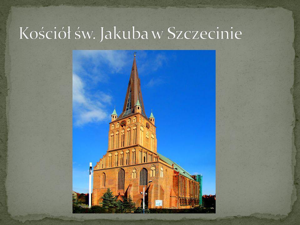 Kościół św. Jakuba w Szczecinie