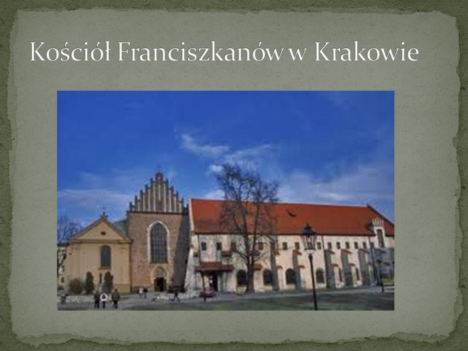 Kościół Franciszkanów w Krakowie