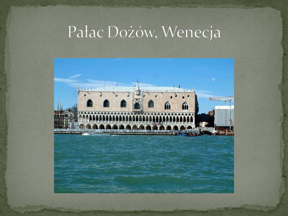 Pałac Dożów, Wenecja