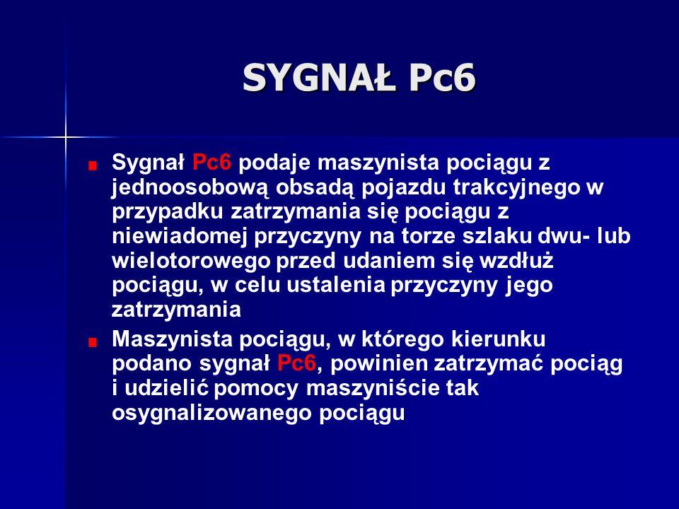 SYGNAŁ Pc6