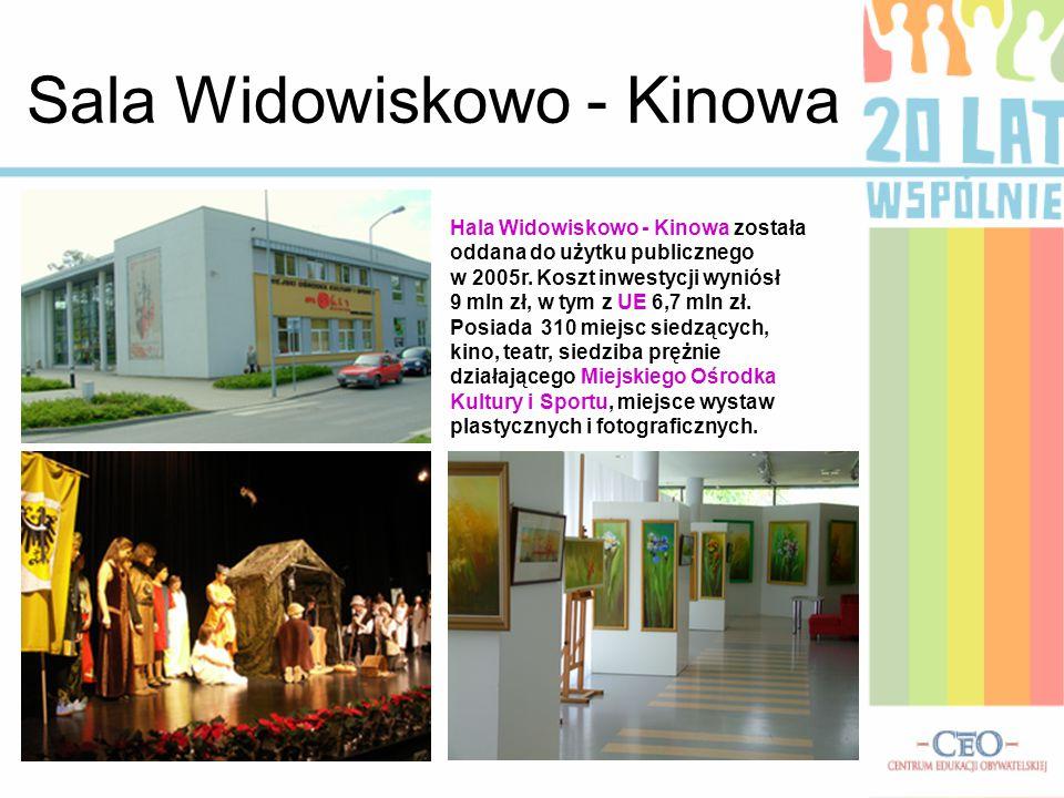 Sala Widowiskowo - Kinowa