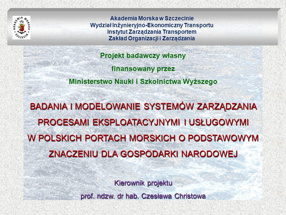 prof. ndzw. dr hab. Czesława Christowa