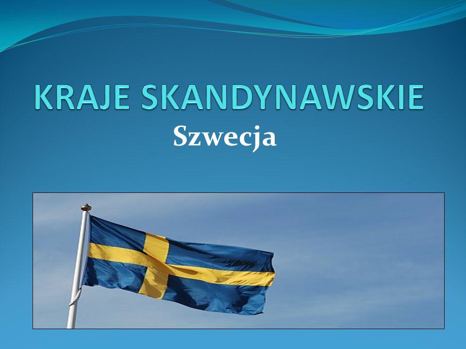 KRAJE SKANDYNAWSKIE Szwecja