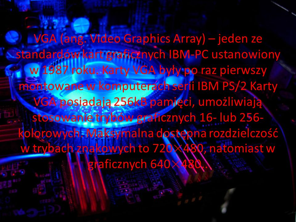 VGA (ang.