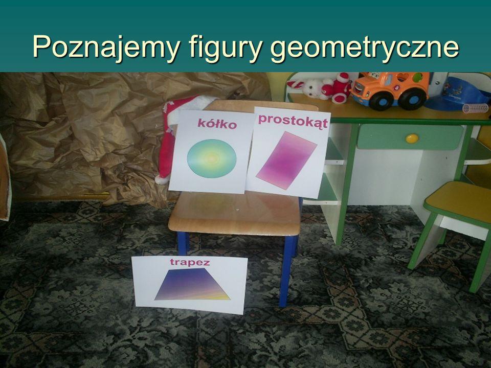 Poznajemy figury geometryczne