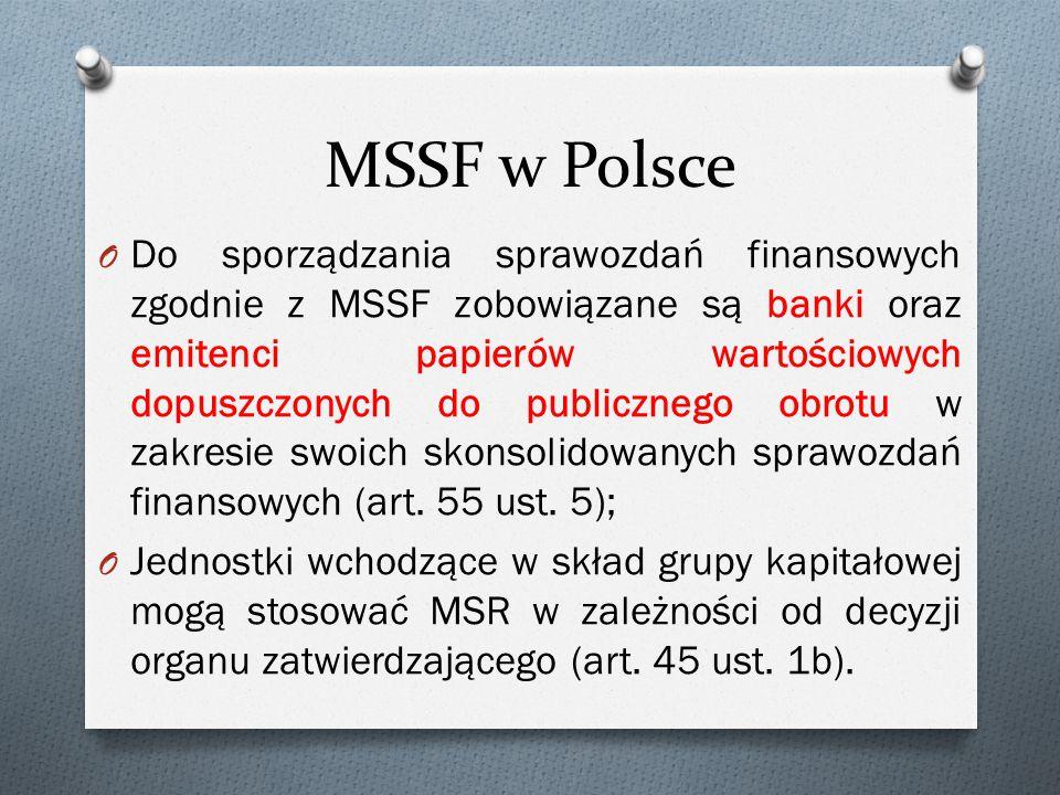 MSSF w Polsce