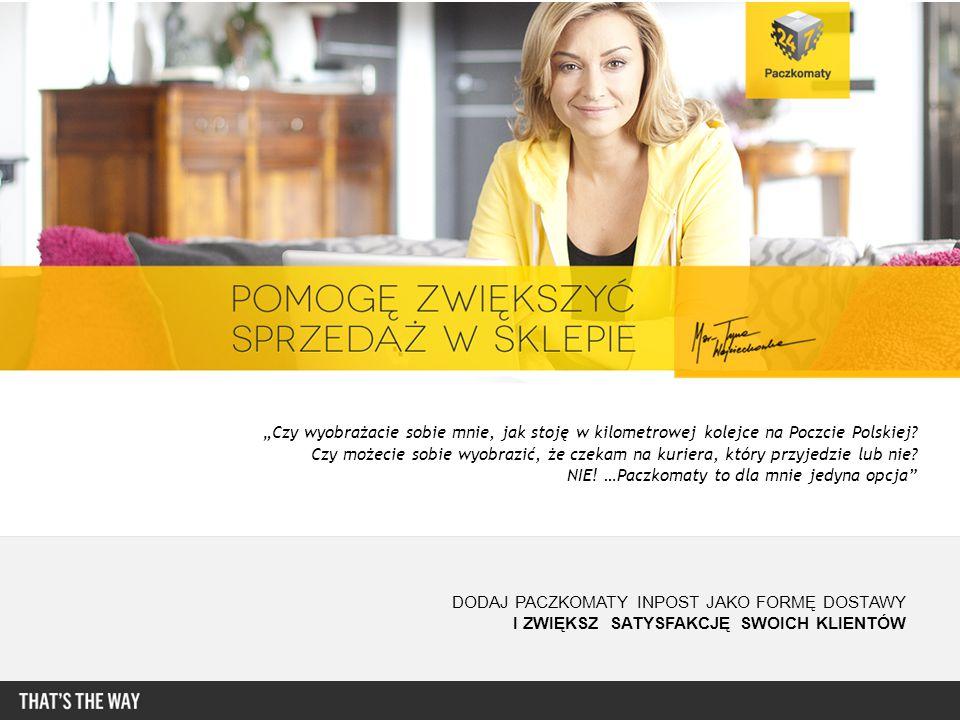 """1 """"Czy wyobrażacie sobie mnie, jak stoję w kilometrowej kolejce na Poczcie Polskiej"""