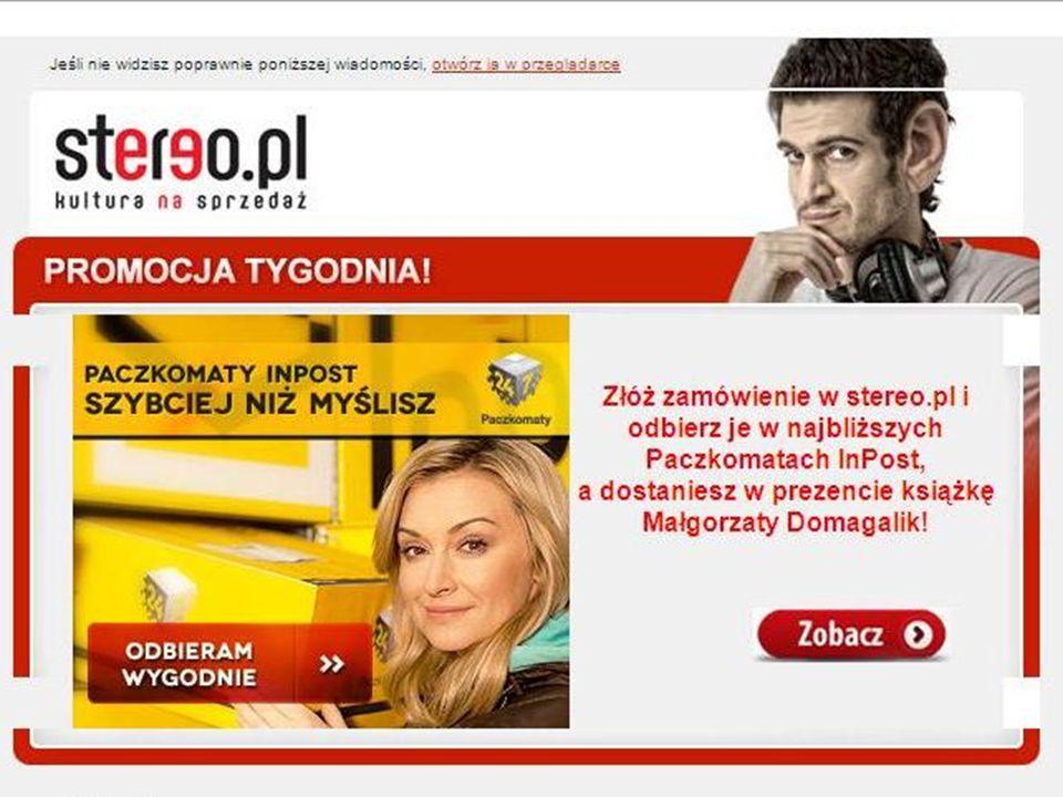 E-mailingi Intymna, Stereo, Modo