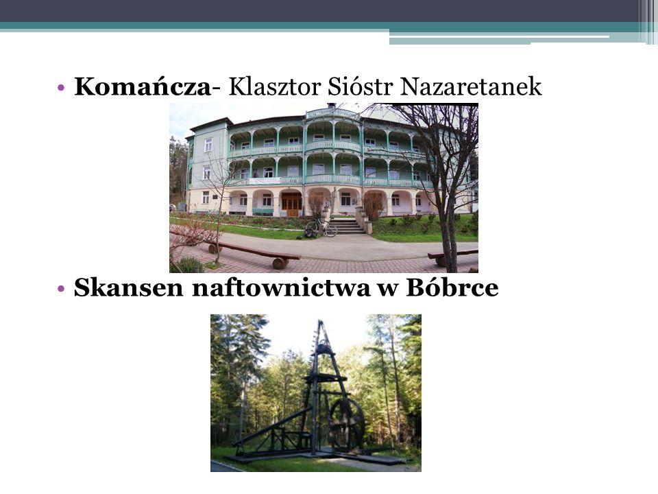 Komańcza- Klasztor Sióstr Nazaretanek