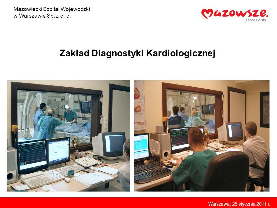 Zakład Diagnostyki Kardiologicznej