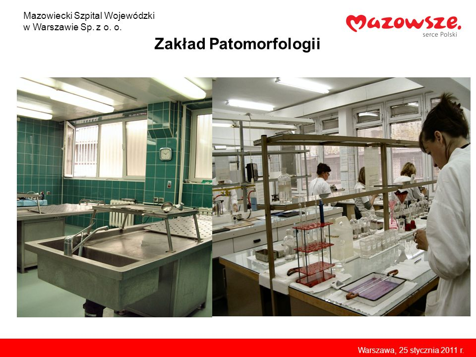 Zakład Patomorfologii