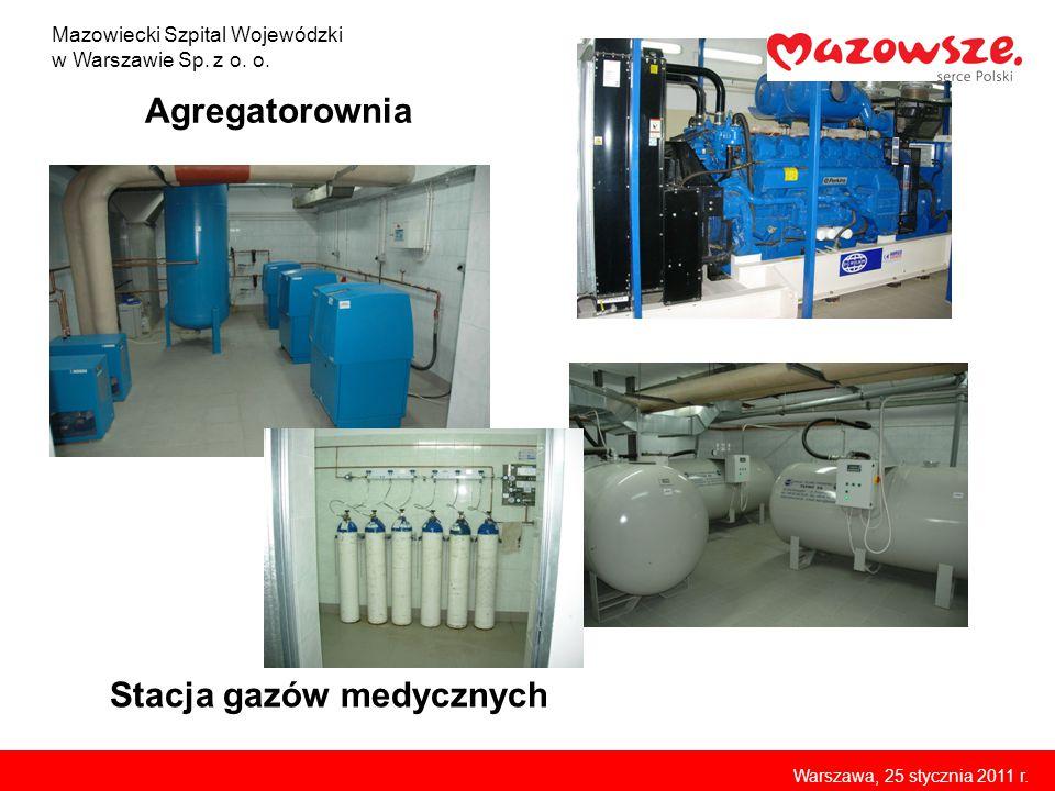 Stacja gazów medycznych