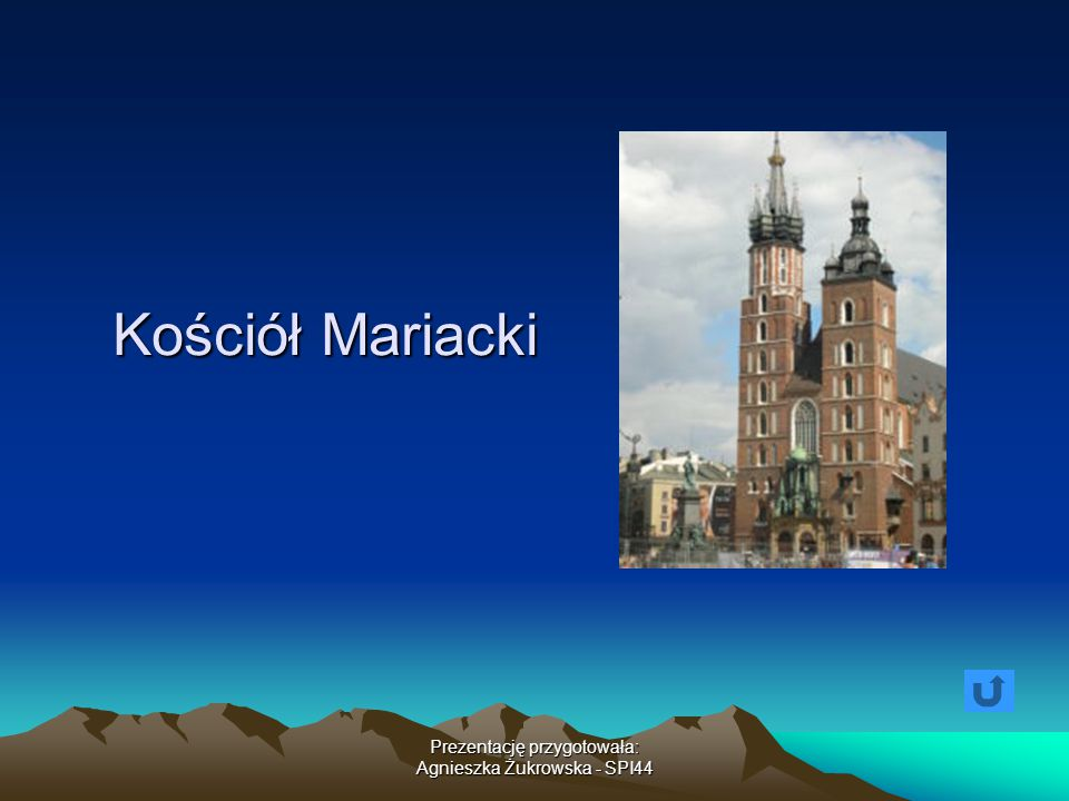 Prezentację przygotowała: Agnieszka Żukrowska - SPI44