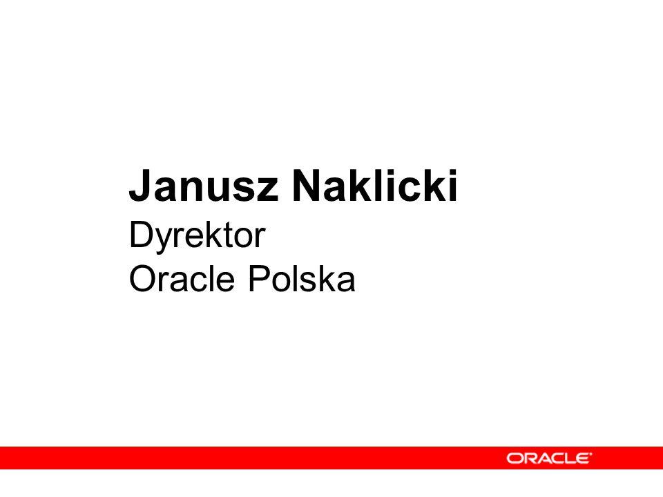 Janusz Naklicki Dyrektor
