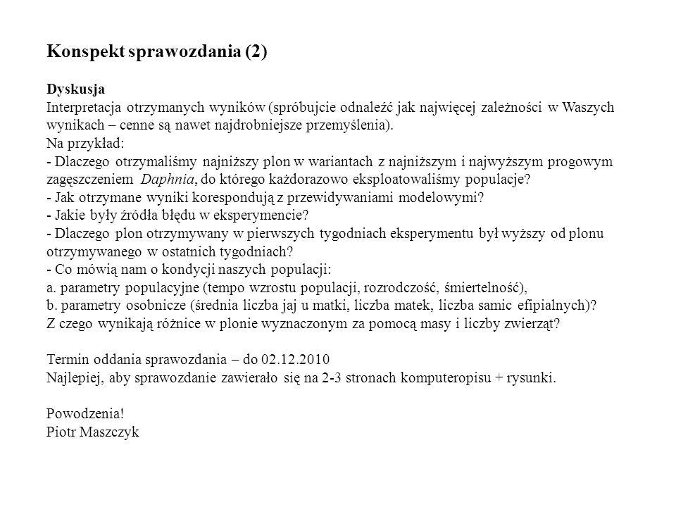 Konspekt sprawozdania (2)