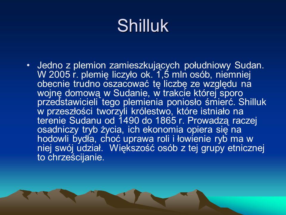 Shilluk