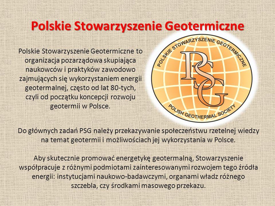 Polskie Stowarzyszenie Geotermiczne